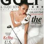 2011 07 GOLF&LIFE 『golf&yoga』