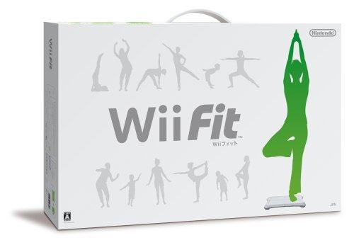 任天堂『Wii fit』緑シルエットモデル